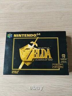 Zelda Ocarina Of Time 64 Very Good Condition