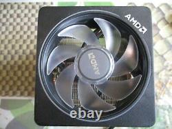 AMD Ryzen 7 3800X 8C/16T 3.9 Ghz (4.5 Ghz boost) en très bon état