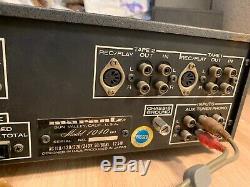 AMPLI VINTAGE MARANTZ MODEL 1040 Très Bon État Objet Fonctionnel Rare Pro