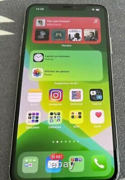 APPLE IPHONE 11 Pro Max 256Go Argent (Désimlocké) A2218. TRES BON ETAT