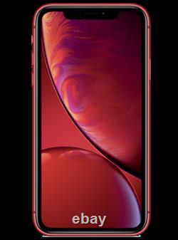 APPLE iPhone XR 128Go (PRODUCT)RED Reconditionné Très bon état