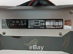 ASUS ROG G752VS-BA164T en très bon état / Nvme / 16Go DDR4 / 1070 GTX / i7