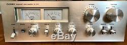 Ampli Denon vintage SA-3900 en très bon état