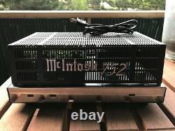 Ampli de puissance McIntosh MC 752 en très bon état