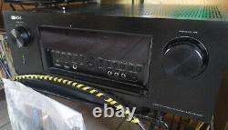 Ampli home cinéma Denon AVR-X4100W. Très bon état