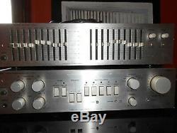 Amplificateur vintage luxman L-116 A en très bon état