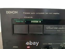 Amplifier Denon Pma-757 Tres Bon Etat