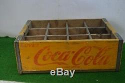 Ancienne Caisse Casier Coca Cola Coca-cola Très Bon Etat General