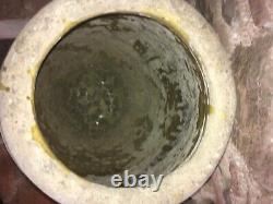 Ancienne Jarre à huile de BIOT en terre cuite fin 19ème très bon état