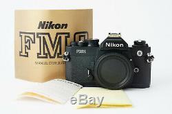 Appareil photo NIKON FM2 Black Très Bon Etat 9,5/10
