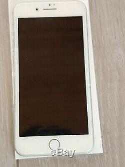 Apple Iphone 7 plus 128GB Argent A1784 Débloqué Très bon état