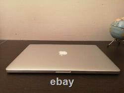 Apple Macbook Pro 15 Retina 2015 A1398 16G 256G SSD i7 très bon état