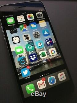Apple iPhone 6 (2014) 64 Go Gris Sidéral Très bon état (batterie 86%)