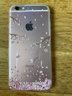 Apple iPhone 6s très bon état 64 Go Or Rose