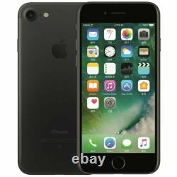 Apple iPhone 7 128 Go Noir Reconditionné très bon état