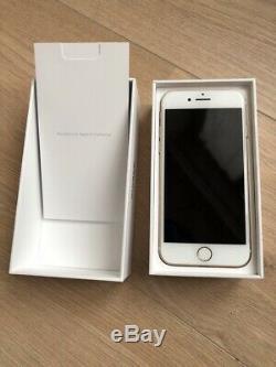 Apple iPhone 7 128 Go Or très bon état avec accessoires (origine Apple)
