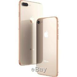Apple iPhone 8 64 Go Or (Désimlocké) très bon état, départ de France