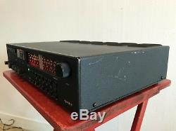 BRAUN Regie CEV 540E High-End Stereo Receiver. TRES BON ETAT