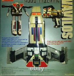 Bandai Godaikin Series Shaider Vavilos Robot Transformer, très bon état