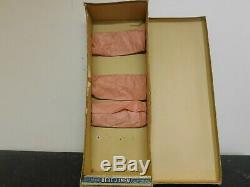 Boîte ancienne pour poupée Bébé Jumeau taille 10 en carton, très bon état