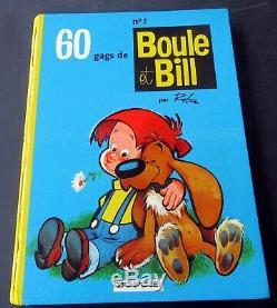 Boule Et Bill Roba No 2 60 Gags De Bb Dupuis Eo 1964 Tres Bon Etat