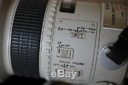 CANON EF 300 mm 2.8 L non IS USM très bon état pour reflex EOS et EOS R RF