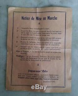 CARILLON ODO Automate Jacquemart en très bon état LE SONNEUR DE CLOCHE