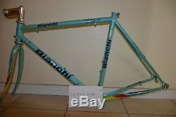 Cadre Bianchi. Bianchi Frame T50 Très bon état. Very good condition