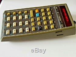 Calculatrice HP 67 Programmable, Tres bon état Appolo