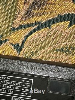 Calculatrice rare collector HP 15c avec pochette très bon état