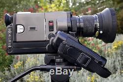 Camera Canon 814 XLS super8 en très bon état cosmétique et de fonctionnement