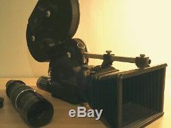 Caméra arriflex 16mm st très bon état général et de fonctionnement