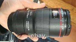 Canon 100mm f2.8L Macro IS USM très bon etat