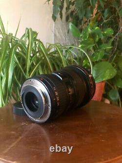 Canon EF 16-35mm II f/2.8L IS USM Objectif Noir, Très bon état