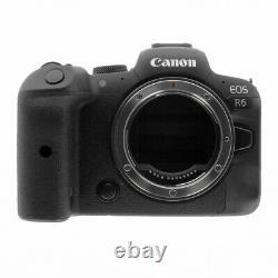 Canon EOS R6 noir (Très bon état)