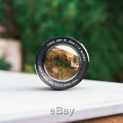 Canon FL 58mm F1.2 Très Bon Etat