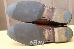 Chaussure Crockett&jones Connaught Cuir 11 Ee 45 Tres Bon Etat Men's Shoes