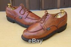 Chaussure Derby Paraboot Chambord Cuir 6 F 40 Tres Bon Etat Men's Shoes