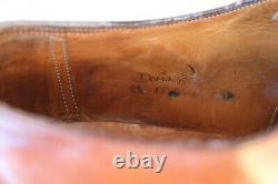 Chaussure John Lobb Domingo Cuir 8,5 Ee / 42,5 Tres Bon Etat Men's Shoes