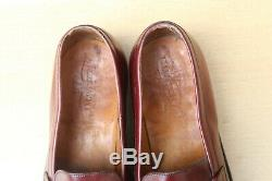 Chaussure Mocassin Jm Weston Cuir 5,5 D 39,5 Tres Bon Etat Men's Shoes
