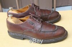Chaussure Paraboot Vintage Cuir 7,5 / 41,5 Tres Bon Etat Men's Shoes