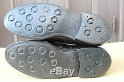 Chaussure Trickers Bourton Richelieu Cuir 9 / 43 Tres Bon Etat Men's Shoes