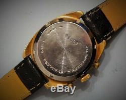 Chronographe Valjoux 7734 Tres Bon Etat