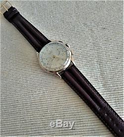 Chronographe Vintage Mécanique ELDOR GENEVE. Années 50. TRES BON État