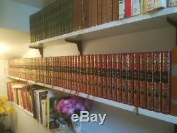 Collection complète Jules Verne 1979 Famot 72 volumes Très bon état