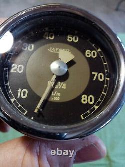 Compte tour mécanique Jeager très bon état Renault 4cv 1063, Alpine A106