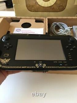 Console NINTENDO Wii U Zelda édition The Winwaker HD Complète Très bon état
