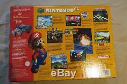 Console Nintendo 64 - En Boite Complete Et Tres Bon Etat