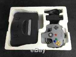 Console Nintendo 64 Zelda Ocarina Of Time Pack Expert Club PAL Très Bon état