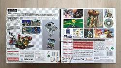 Console Nintendo Gamecube Mario Kart Double Dash Pak Platine Très Bon Etat